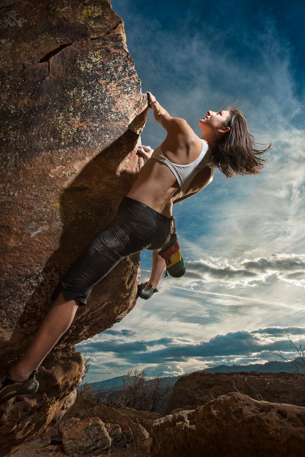 kelly climb