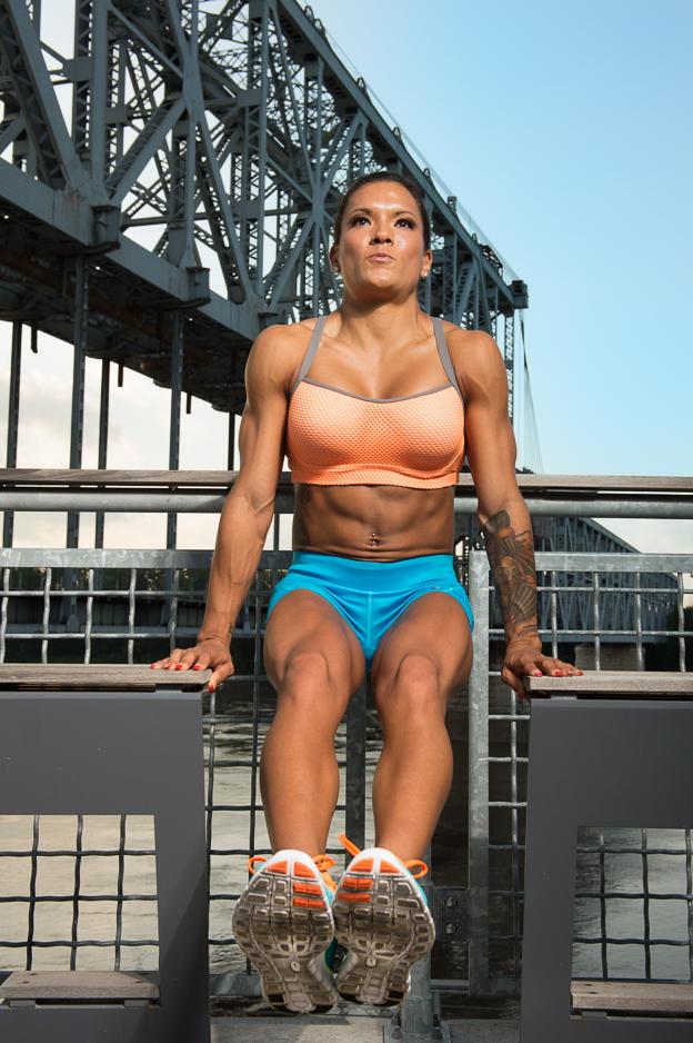 Sonja Tanner, WBFF Pro
